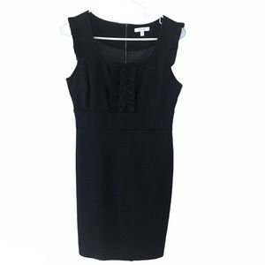 Delia's Black White Polka Dot Dress Juniors Medium